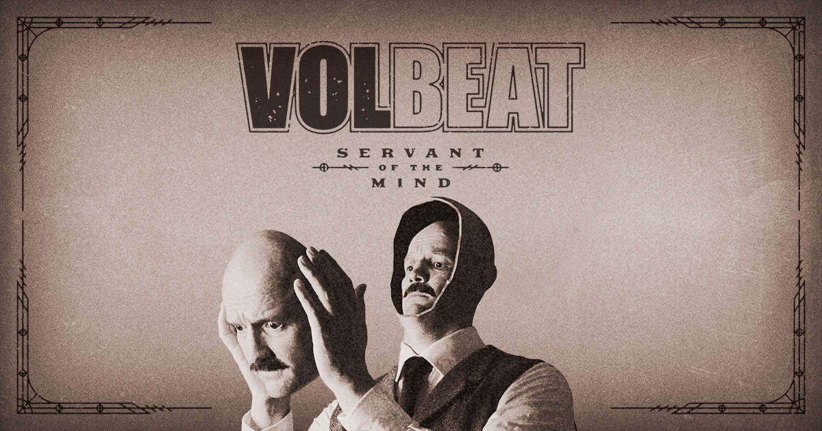 VOLBEAT Official | New album