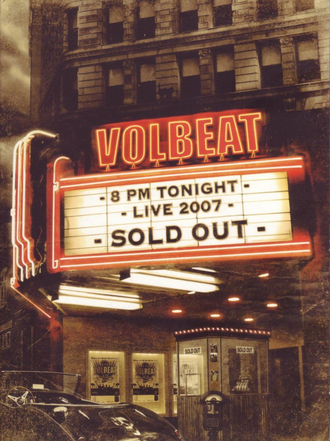 Volbeat | Music | Live Sold Out!