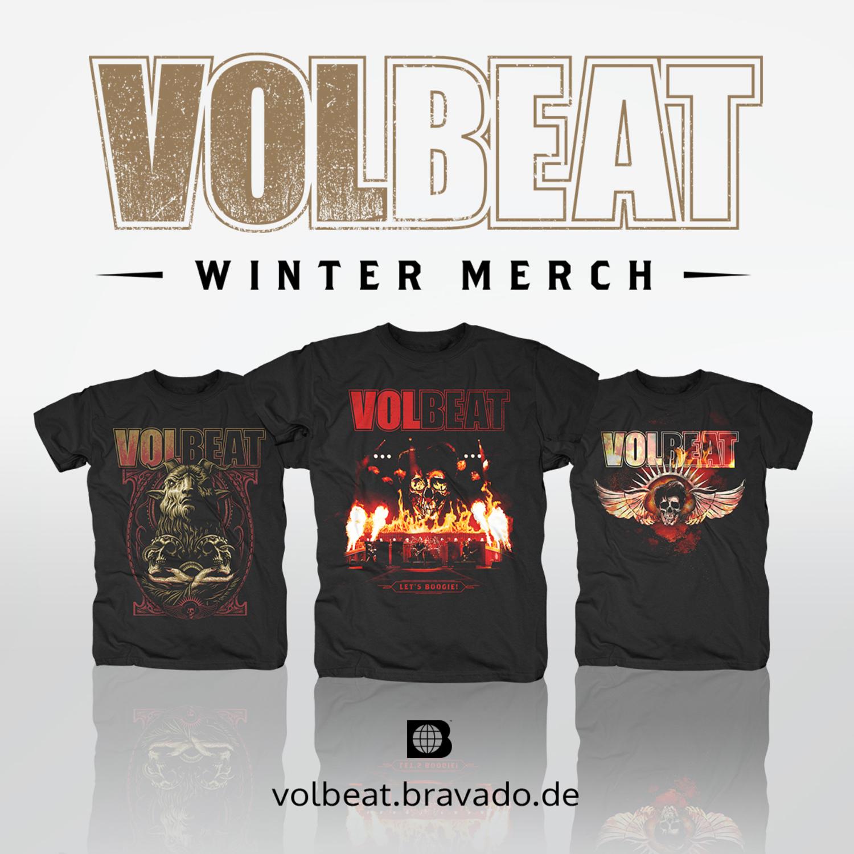 Volbeat | News | New Merch