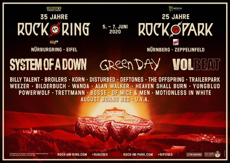 Rock Am Ring Live Stream 2021
