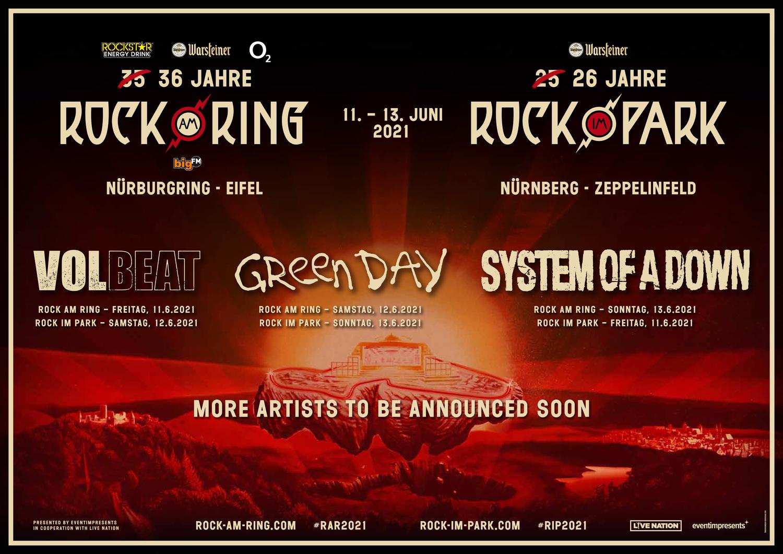 Volbeat   News   Rock Am Ring/Rock Im Park 8